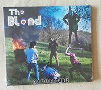NEW SEALED CD - The Blend - All Departures