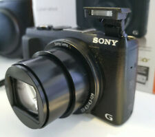 CÁMARA FOTOS DIGITAL COMPACTA 'SONY DSC-HX60' con zoom óptico de 30X