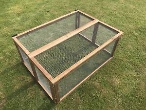 Pet Run *NEW* All Weather Pressure treated, Folding 120cm X 90cm(Apx 4ft x 3ft)