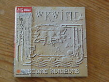 Hawkwind:Distant Horizons Japan CD Mini-LP HQCD IECP-10252 SS (hawklords vdgg Q