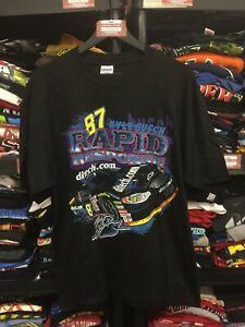NWT's Kyle Busch RAPID RESPONSE Ditech.com Vintage T Shirt XL 2003 NASCAR