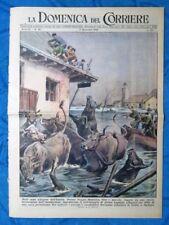 La Domenica del Corriere 11 dicembre1949 Poggio Renatico - San Francisco- Truman