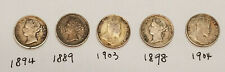 Hong Kong valuable coins Five Coins Five Cents 伍仙