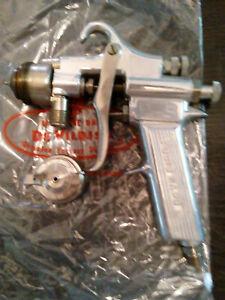 DeVilbiss- MBC Paint spray gun 80