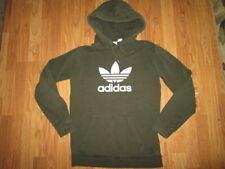 Mens ADIDAS athletic hooded hoodie sweatshirt  S SM