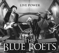 THE BLUE POETS - LIVE POWER   CD NEUF