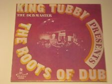 KING TUBBY PRESENTS THE ROOTS OF DUB, CT-0084 CLOCKTOWER CANADIAN PRESS REISSUE