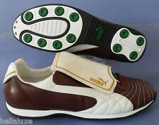 VERY RARE~Puma LECARRE LEATHER future soccer king speed furio cat Shoe~Men sz 13