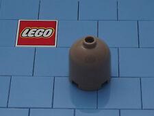 Lego 30151 2x2x1 2/3 Dome Dk Tan X 2 NEW