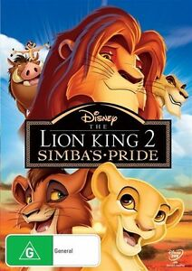 The Lion King 2 - Simba's Pride DVD fast safe shipping & tracking