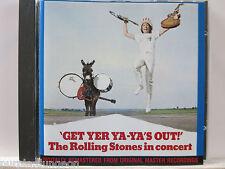 ROLLING STONES - Get Yer Ya-Ya's Out    CD   1986 abkco