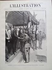 L' ILLUSTRATION 1900 N 2999 LE PRESIDENT DE LA REPUBLIQUE M. EMILE LOUBET