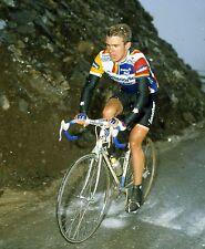ERIK BREUKINK TEAM PANASONIC ISOSTAR RETRO CYCLING POSTER