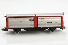 Märklin H0 Vagón de Paredes Correderas Db 5718055-5 Suciedad/Arañazo/Defectos O