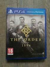 The Order 1886ps4