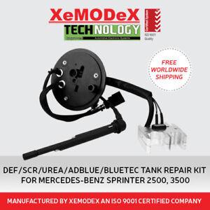 XeMODeX DEF / Bluetec Urea Tank Repair Kit for Mercedes Sprinter 2500 / 3500