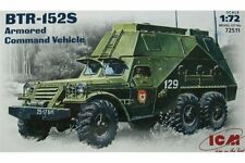 ICM 72511 1/72 BTR-152S Armoured Command Vehicle