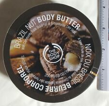 The Body Shop BRAZIL NUT Body Butter 6.9 oz SEALED htf rare ONE new HUGE tub NOS
