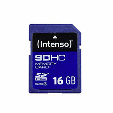 Intenso SD Card SDHC 16GB