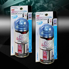 2 X VANS 110ML JDM Tail Bumper Corner Head LIGHT/BLUE Lens Paint Spray Universal