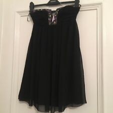 lipsy embellished Dress Size 6 SALE