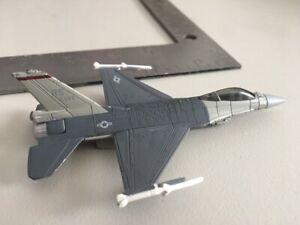 "Corgi General Dynamics F-16 Night Falcon 3"" wingspan x 4.25"" fuselage Diecast 14"