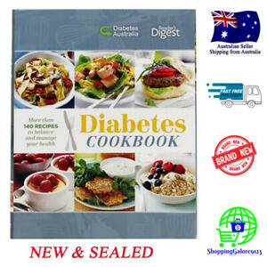 Reader's Digest Diabetes Cookbook: 140+ Recipes To Balance & Manage Your Health