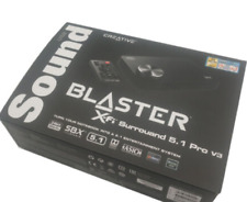 Creative Sound Blaster X-Fi Surround 5.1 Pro USB Sound Card