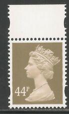 Great Britain #Mh270 Vf Mnh - 1997-2004 44p Queen Elizabeth Ii / Machin