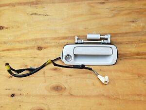 95 96 97 Only Lexus LS400 Front Passenger Outer Door Handle Pearl White OEM