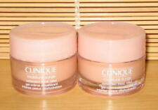 2 Clinique Moisture Surge Extended Thirst Relief Travel Size 0.5 oz each