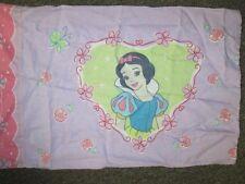 Disney Princess Snow White Cinderella Pillowcase