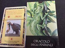 ORBIS FABBRI SPAIN ANIMAL ORACLE NEW UNUSED YEAR 2002 Oraculo Cartas Cards