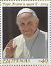 "Filippin emiss. congiunta con Vaticano -""Papa Francesco"" 1 valore"