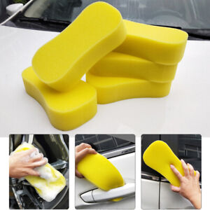 3pcs Jumbo Large Sponge Car Care Van Caravan Washing Dirt Home Kitchen Cleaning