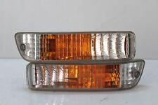 JDM Acura Bumper Indicator Signal Lights Lamp 92-93 Integra DA6 DA7 DA GS LS GSR