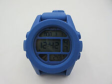 Nixon The Unit Digital Dial Blue Silicone Strap Men's  Watch
