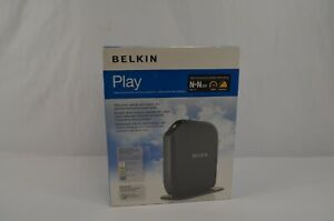 Belkin N600 Wireless Router N+N300 Dual Band 300 Mbps 2010 NOS SEALED