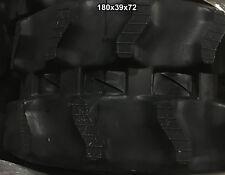 (2-Tracks) Vermeer Rubber Track D-6X6 S-600-TX D6X6 S600TX 180x39x72 1803972