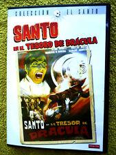 SANTO EN EL TESORO DE DRACULA - DVD R2 como nueva DVD sin usar