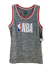 Nba Basketball Mens Tank Top Size Medium Multicolor Sleeveless - A
