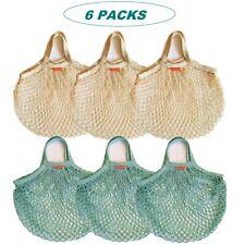 Cute Mesh Shopping Bags (Pack of 6)