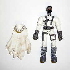 GI JOE SNOW SERPENT Action Figure Cobra 98% COMPLETE 3 3/4 C9+ v6 2003