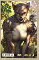 DC's Year Of The Villain Special #1-2019 nm+ 9.6 Artgerm Lau Variant cover