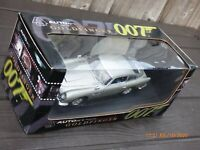 Rare New Autoart 1/18 Aston Martin DB5 007 James Bond Goldfinger Toy Model Car