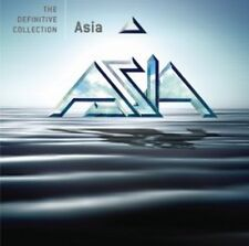 Asia - Definitive Collection (NEW CD)