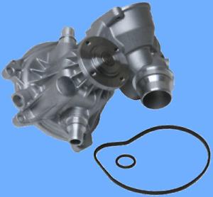 Engine Water Pump REPLACE BMW OEM # 11517586779 550i 650i 750Li 750i X5 E60 4.8L