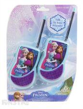 Disney Frozen Walkie Talkies Princess Elsa Anna Frozen Toy Walkie Talkie Purple