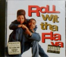 Roll wit tha Flava (1993) Queen Latifah, Bigga Sistas, Nikki D, Zhane.. [CD]