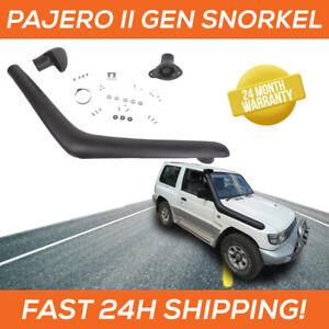 Snorkel / Schnorchel for Mitsubishi Pajero II V33 Raised Air Intake